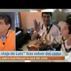 """Presentación del libro: """"El viaje de Luis"""""""