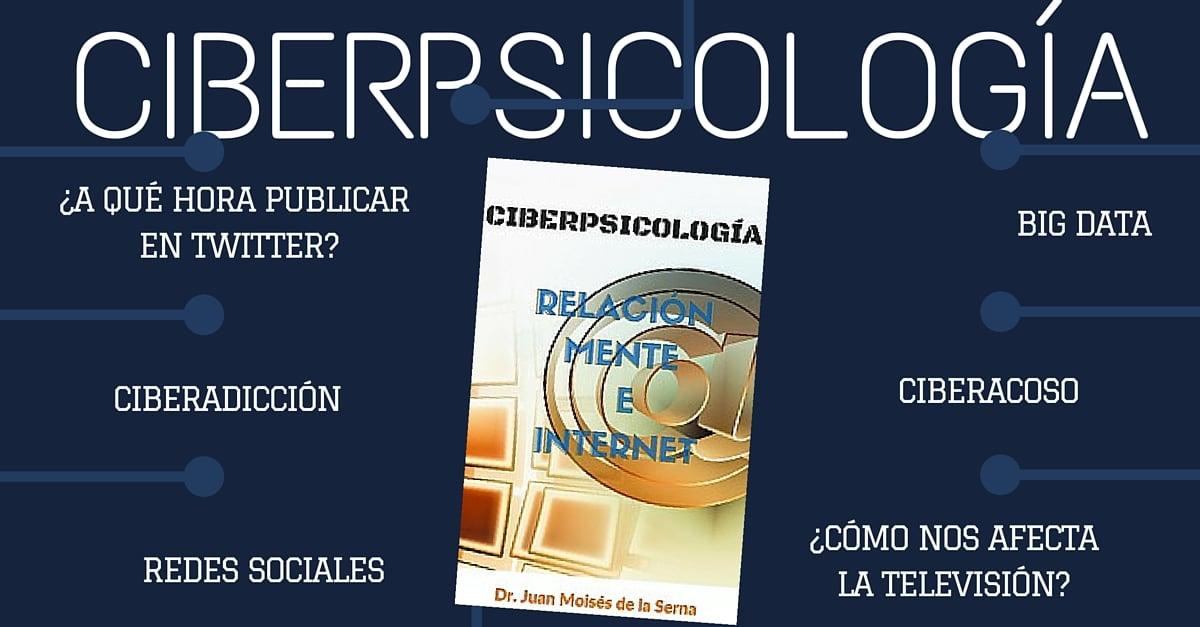 Serie ciberpsicología - Novedades en Psicologia