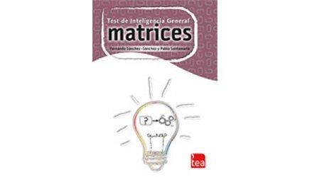 Test Matrices - Cátedra Abierta de Psicología y Neurociencias