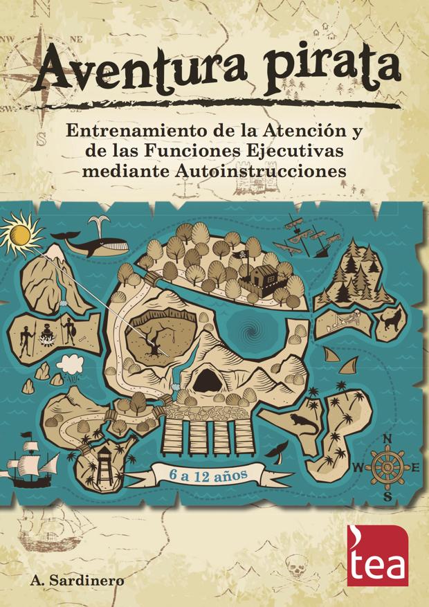 Aventura Pirata. Entrenamiento de la Atención y de las Funciones Ejecutivas mediante Autoinstrucciones